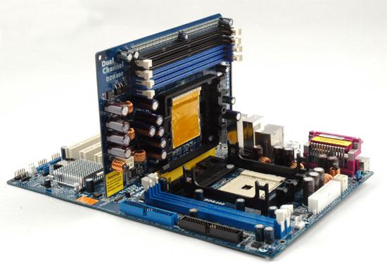 Nforce3 chipset